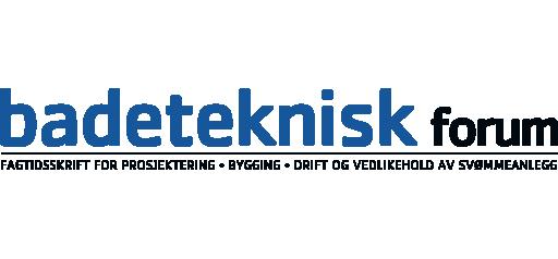 Logo - Badeteknisk Forum