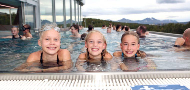 Urettferdig forskjellsbehandling for bade- og svømmeanlegg